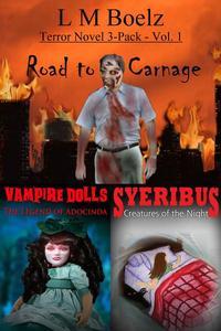 Terror Novel 3-Pack