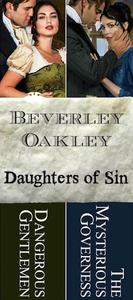 Daughters of Sin Boxed Set: Books 2 & 3: Dangerous Gentlemen & The Mysterious Governess
