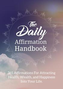 The Daily Affirmation Handbook.