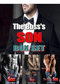 The Boss's Son Box Set