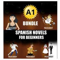 A1 - Serie Novelas en Español Nivel Principiante
