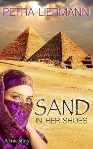 Sand in her shoes