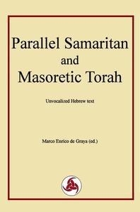 Parallel Samaritan and Masoretic Torah