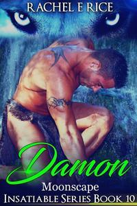 Insatiable: Damon in Moonscape
