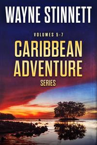 Caribbean Adventure Series, Books 5-7 : A Jesse McDermitt Bundle