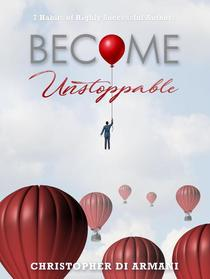 Become Unstoppable: 7 Habits of Highly Successful Authors