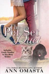 The Pet Set Duet: Goofy Newfies & Itty Bitty Kitties