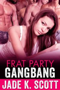 Frat Party Gangbang
