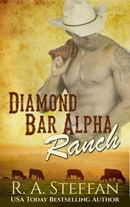 Diamond Bar Alpha Ranch: M/M Cowboy Billionaire Romance