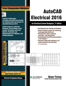 AutoCAD Electrical 2016 for Electrical Control Designers