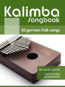 Kalimba Songbook - 50 German Folk Songs