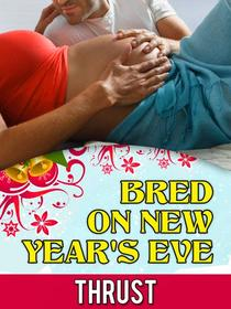 Bred On New Year's Eve (Teenage Virgin, Breeding & Impregnation Erotica)