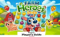 Farm Heroes Saga: The Fun Loving and Easy 2015 Players Guide with Secret Tips, Tricks, Strategies, and Helpful hints to Play and Double Score