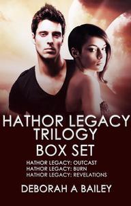 Hathor Legacy Trilogy