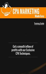 CPA Marketing Made Easy