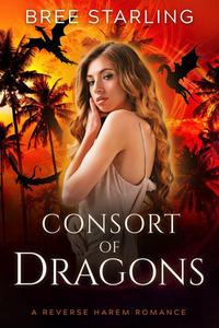 Consort of Dragons: A Reverse Harem Romance