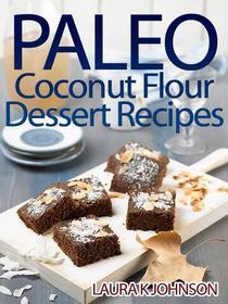 Paleo Coconut Flour Dessert Recipes