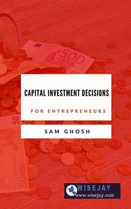 Capital Investment Decisions for Entrepreneurs
