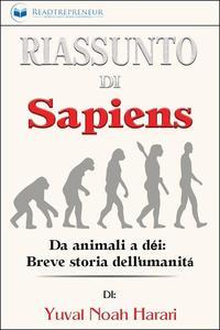 Sumário de Sapiens: Uma Breve História da Humanidade