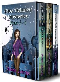 Diva Delaney Mysteries: Bundle 2: Books 4 - 6