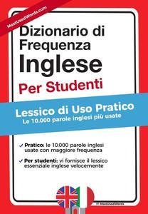 Dizionario di Frequenza - Inglese - Per Studenti