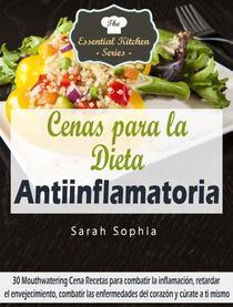 Cenas para la Dieta Antiinflamatoria