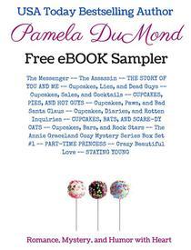Pamela DuMond Free eBook Sampler: Romance, Mystery, and Humor with Heart