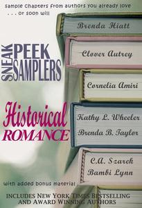 Sneak Peek Samplers: Historical Romance