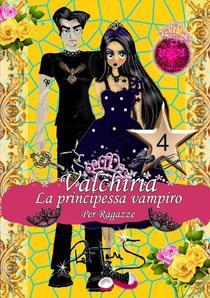 Valkiria la principessa vampiro