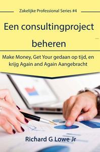 Een consultingproject beheren