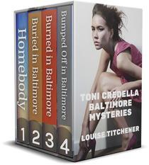 Toni Credella Baltimore Mysteries