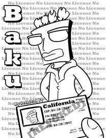 """Baku - """"No License"""""""