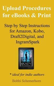 Upload Procedures for eBooks & Print