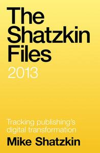 The Shatzkin Files: 2013
