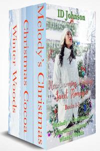 Heartwarming Holidays Sweet Romance Books 1-3