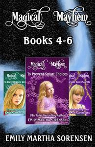 Magical Mayhem Books 4-6 Omnibus