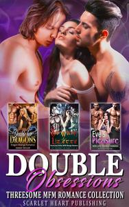 Double Obsessions : Threesome MFM Romance Collection