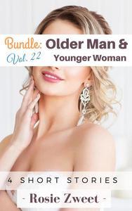 Bundle: Older Man & Younger Woman Vol. 22 (4 short stories)