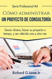 Cómo administrar un proyecto de consultoría
