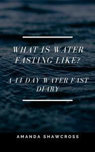 What Is Water Fasting Like?