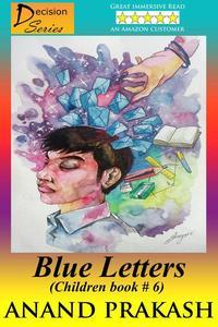 Blue Letters: Children Book 6