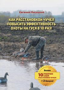 Как расстановкой чучел повысить эффективность охоты на ГУСЯ в 10 РАЗ!