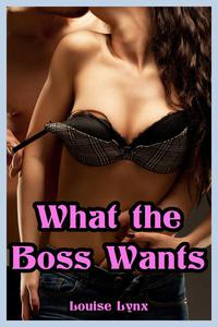 What the Boss Wants (M/f Erotica)