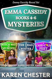 Emma Cassidy Mysteries Books 4-6