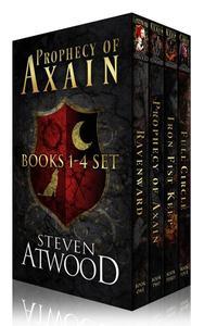 Prophecy of Axain Box Set (Books 1-4)