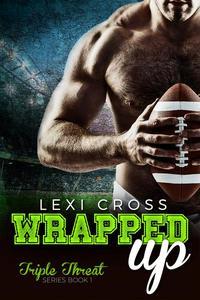Wrapped Up: A Bad Boy Sports Romance