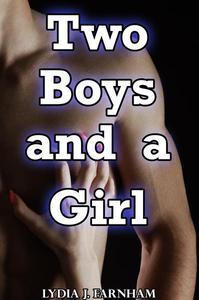 Two Boys and a Girl (MMF Bi Menage Story Bundle)