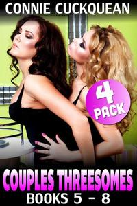 Couples Threesomes 4-Pack : Books 5 - 8
