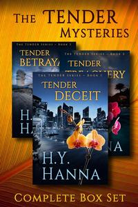 The TENDER Mysteries Box Set (Books 1 ~ 3)