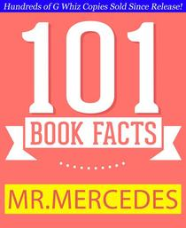 Mr. Mercedes - 101 Amazing Facts You Didn't Know